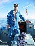 Noviembre 2002 Pesca de sepia